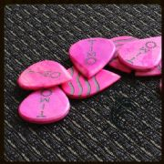 Timo Somers - Signature - 1 Guitar Pick | Timber Tones